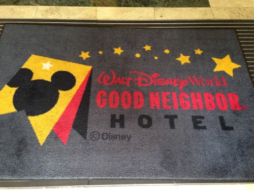 Quality Suites Lake Buena Vista Mickey Waffles Disney Good Neighbor Hotel