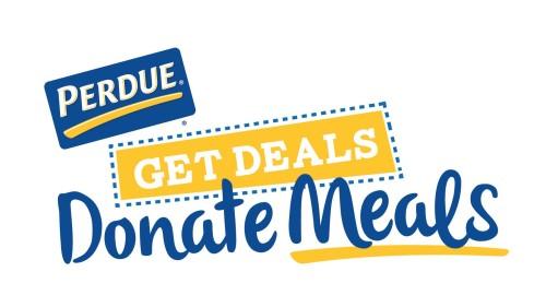 get deals donate meals perdue