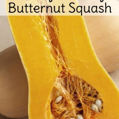 There are many ways to prepare butternut squash. Learn how to preserve butternut squash so you can make different butternut squash recipes year round!