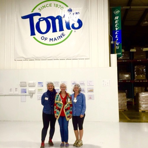 tom's of maine manufactuting