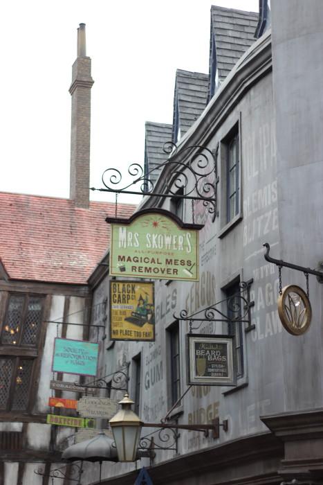 wizarding world of harry potter diagon alley universal studios orlando