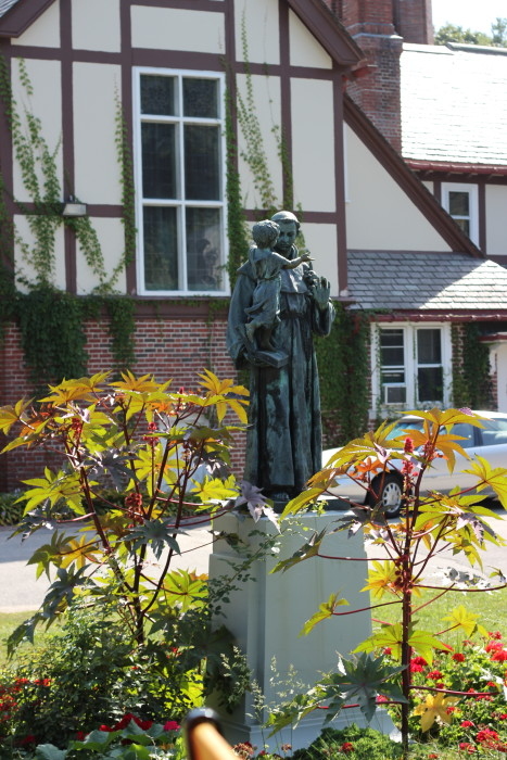 St. Anthony's Franciscan Monastery Things to do in Maine Kennebunkport