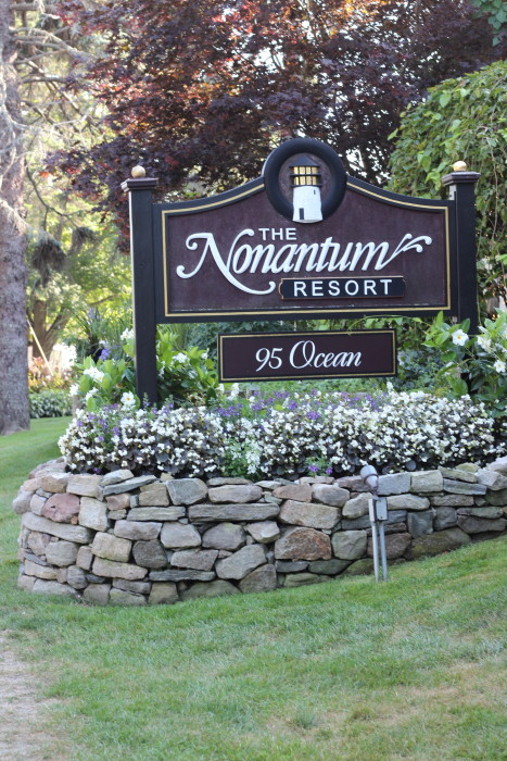 Where to stay in Kennebunkport, Maine: The Nonantum Resort