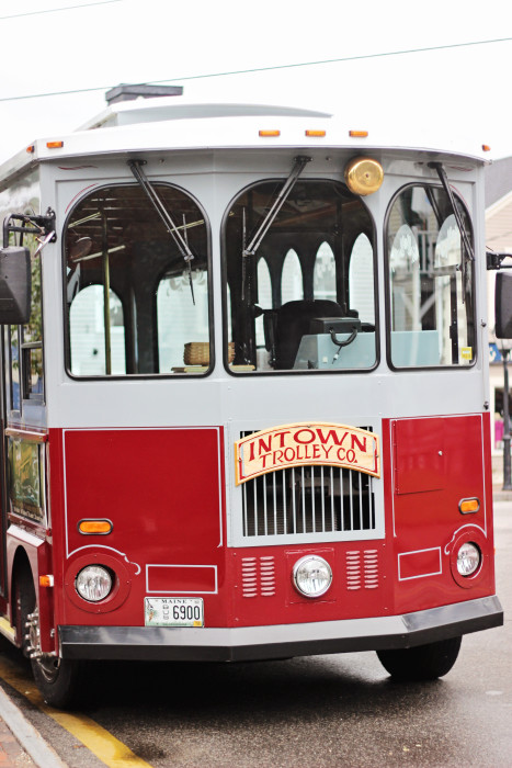 Intown Trolley Kennebunkport, Maine