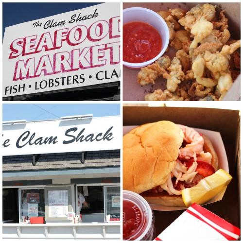 The Clam Shack Kennebunkport Maine Restaurant
