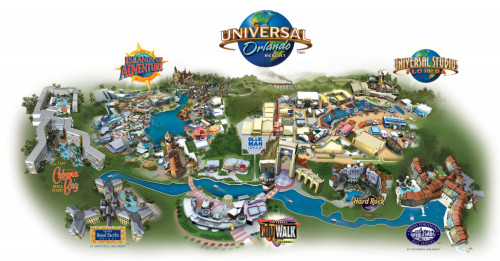 How to See Universal Orlando In One Day During your Orlando Vacation
