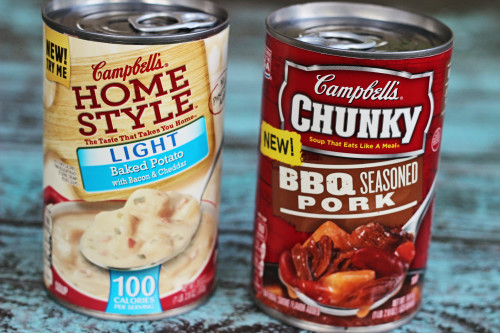 Campbell's New Chunky Soup