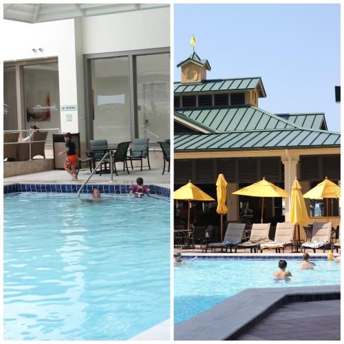 Hilton Sandestin Indoor Pool