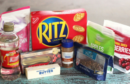 holiday ritz cracker dessert recipe ingredients