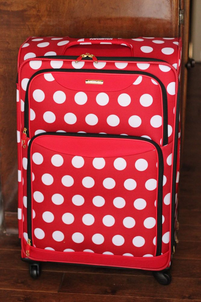 disney luggage for adults