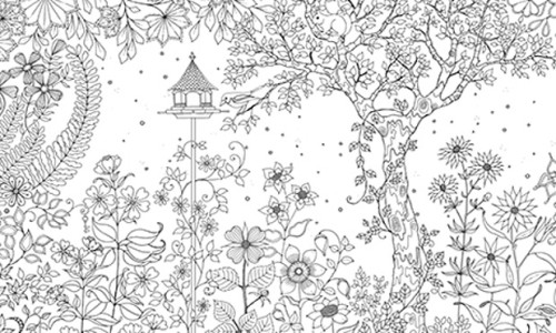 15 Free Adult Coloring Sheets - Sweet T Makes Three