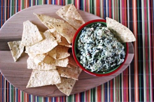 100 different dips for chips! Divided up into hot dip and cold dip categories, these easy appetizer recipes are sure to please your crowd.