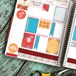 Chinese New Year Inspired Stickers for Planners