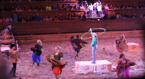 Dolly Parton's Dixie Stampede Review