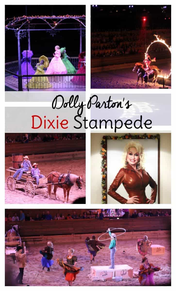 Dolly Parton S Dixie Stampede Review Sweet T Makes Three