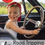 Traveling with Preschoolers: 9 tips for your road trip