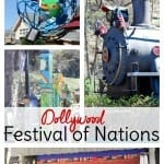 Dollywood Festival of Nations with Kids!