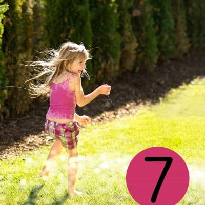 7 outdoor activities for kids to keep them busy this summer!