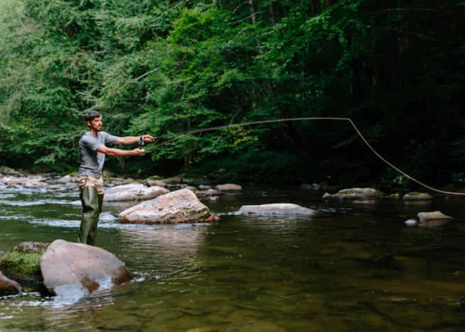 Fly Fishing Winter Park, CO