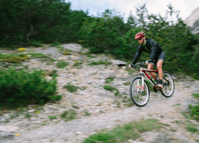 Mountain Biking Winter Park