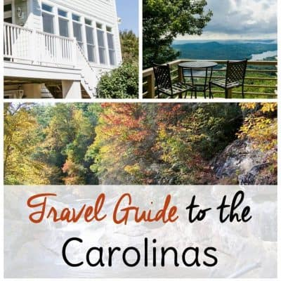 Looking for vacation ideas or unique travel destinations? Check out this guide to the Carolinas that will take you to some places off the beaten path.