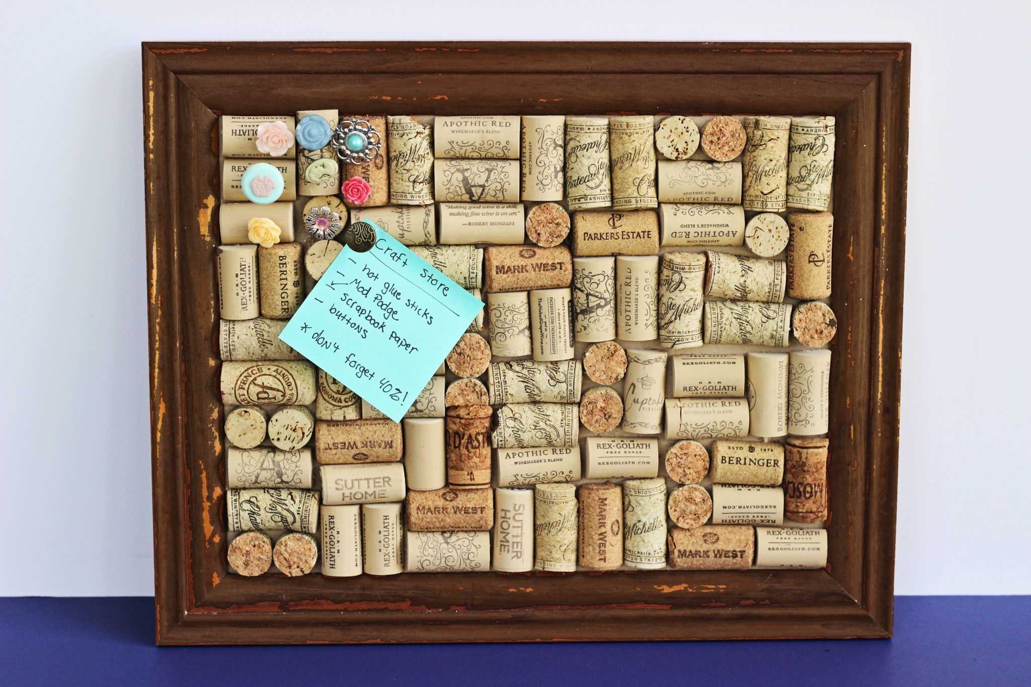 cork crafts are a great way to upcycle used wine corks you can make this