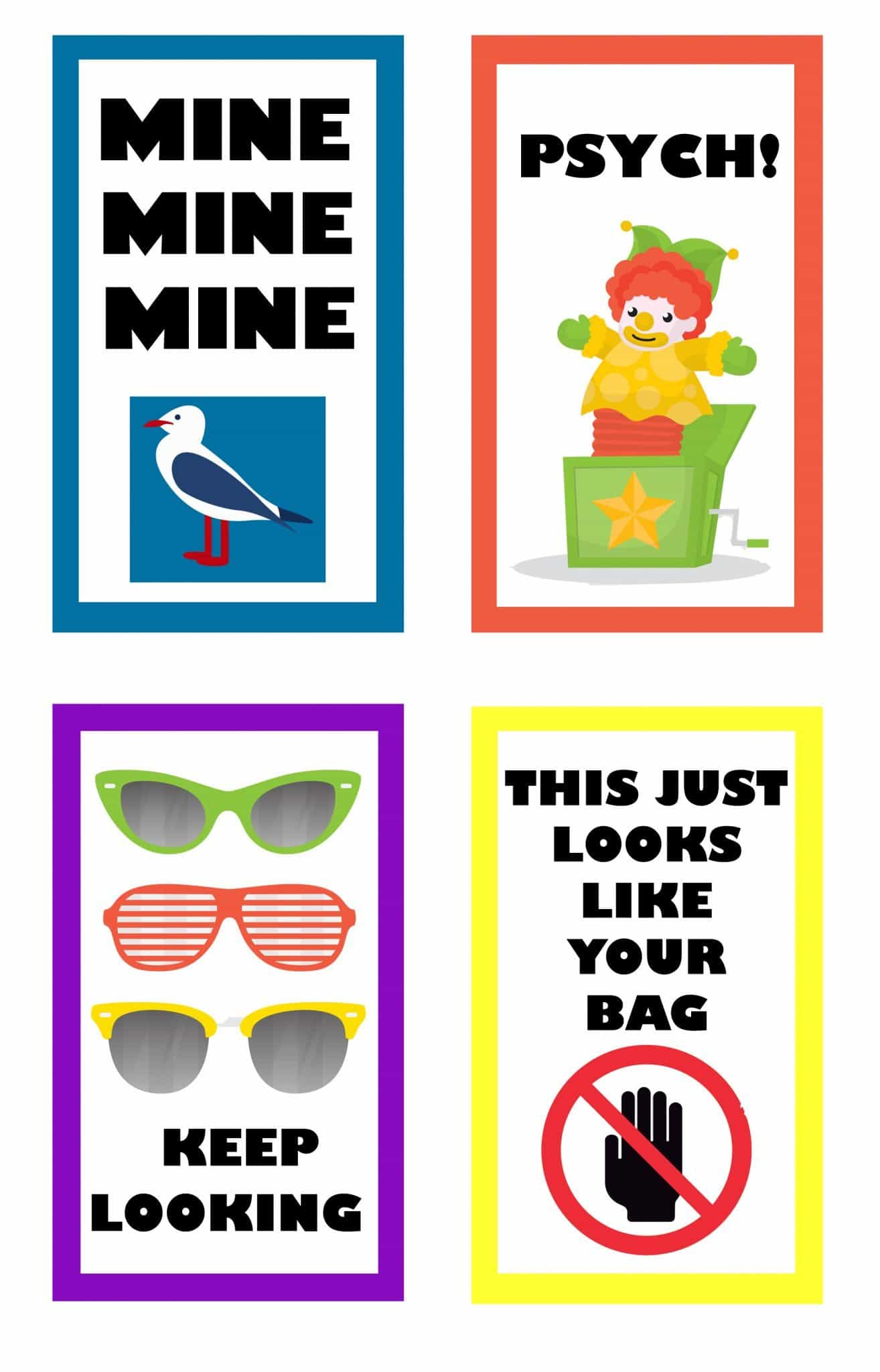 photo about Free Printable Luggage Tags identified as Humorous No cost Printable Bags Tags Lovable T Would make A few