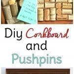 Make Your Own Cork Board from Wine Corks