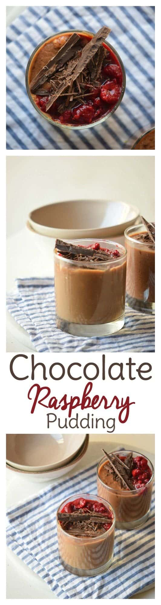 Chocolate desserts don't have to take half the day to make. Try this <a href=