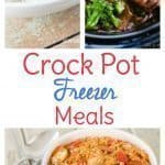 Crock Pot freezer meals are a great way to get dinner on the table when you're overwhelmed and over scheduled. By carving out a little time for prep work, you'll save yourself hours throughout the month. Use these 20 slow cooker freezer recipes to make ahead, freeze, and slow cook when you're ready. Frozen slow cooker meals also make a thoughtful gift for new parents or friends who could use a helping hand.