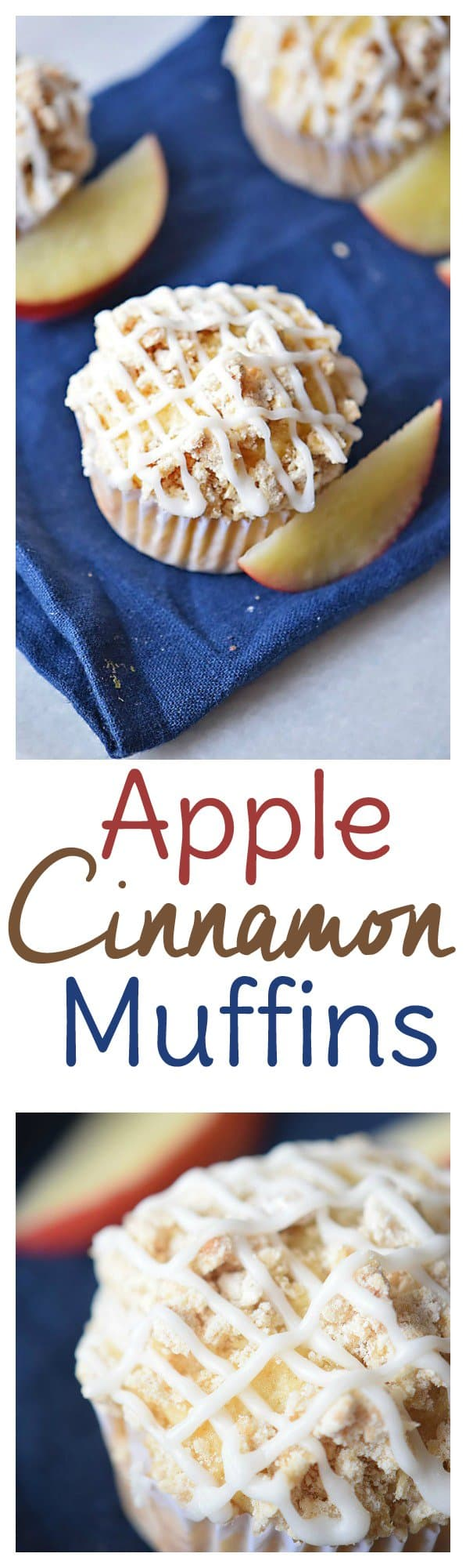 Tasty and convenient, muffin recipes always make good breakfast ideas, especially if you eat on-the-go. Try these apple cinnamon muffins for a tasty way to start your day.