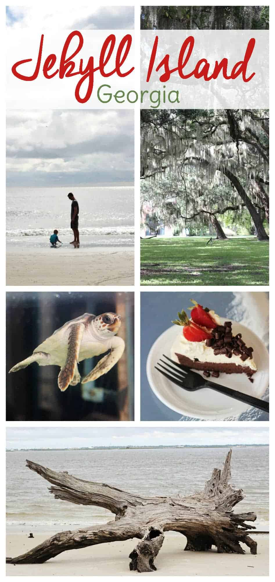 Tips for your family vacation to Jekyll Island, Georgia!