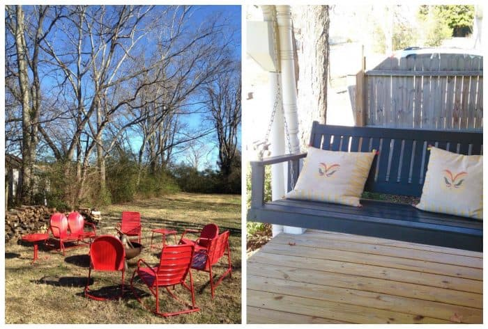 Wondering where to stay kn Franklin, TN? Pot N' Kettle Cottages Leiper's Fork Tennessee: Picker's Cottage