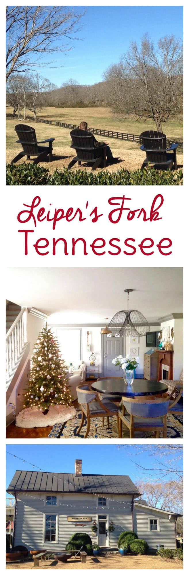 Things to do in Leiper's Fork Tennessee (besides hope for a Justin Timberlake sighting)