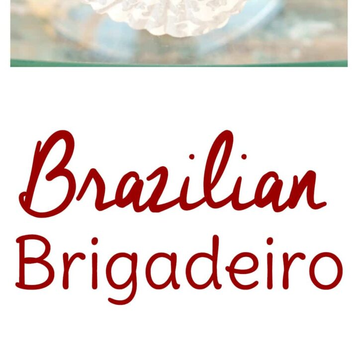 This Brazilian candy brigadeiro recipe is so easy to make that you'll want to get the kids to help. It tastes like a Tootsie Roll copycat recipe except richer!