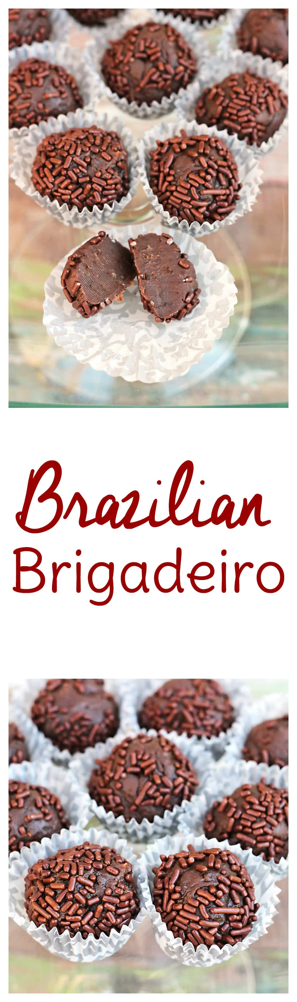 Brazilian Candy Brigadeiro Recipe (Tootsie Roll Copycat Recipe)