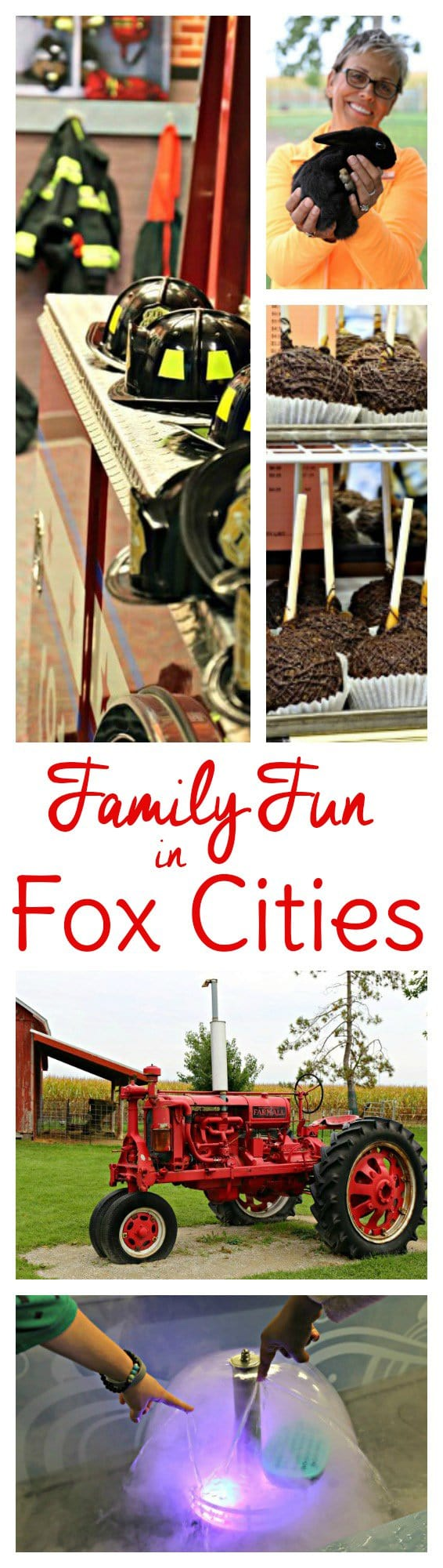 Next time you travel to Green Bay, Wisconsin with your family, don't forget about all the things to do in Fox Cities for kids!