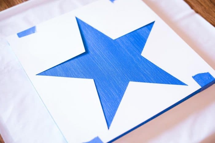 Get your red, white, and blue on while making these 4th of July crafts for kids with your little ones. Three art projects combine to create beautiful 4th of July decor that children will be proud to see you display.