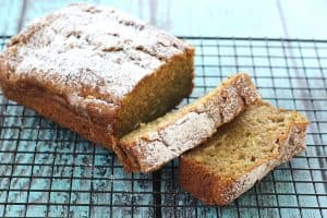 Summer squash coming out your ears? You need some yellow squash recipes! This gluten free summer squash bread will use up your excess produce in the yummiest of ways.