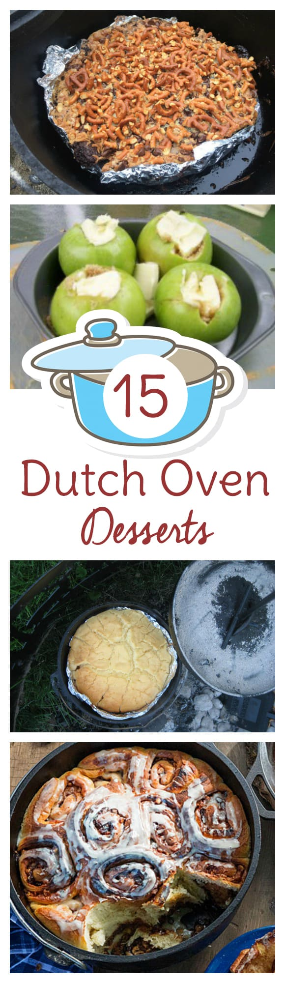 Dutch Oven Desserts To Make While Camping 15 Recipes