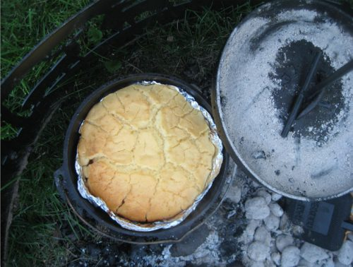 dutch oven dessert recipes