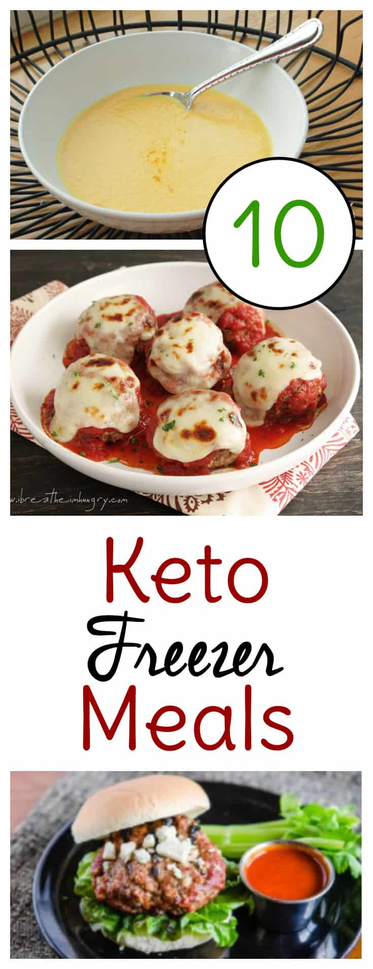 Keto Freezer Meals to Make Ahead! - Sweet T Makes Three