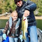 Smith Lake Fishing and Camping for Families