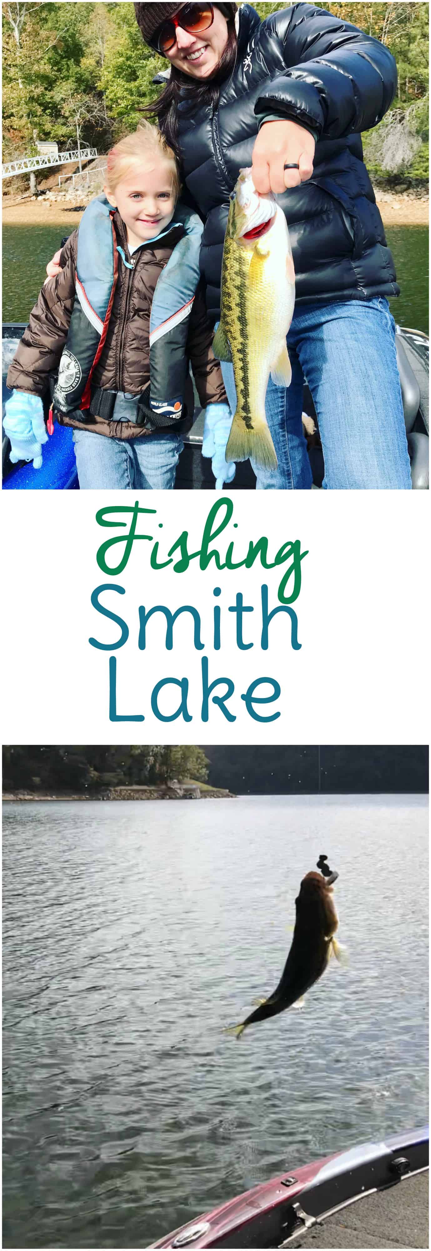 Smith Lake fishing and camping is fun for the whole family! Part of the Alabama Bass Trail, there's bass fishing and a whole lot more.