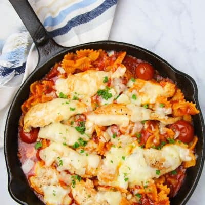Easy Chicken Skillet Meal