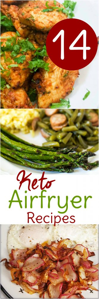 keto Airfryer recipes