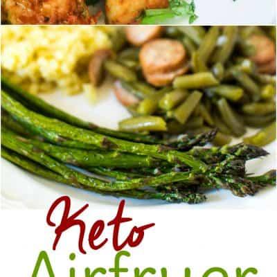 Keto Air Fryer Recipes