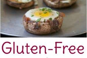 Use these quick gluten free breakfast ideas when you're burned out on plain old bacon and eggs. 20 easy gluten free breakfast ideas from casseroles to smoothies to muffins and parfaits.