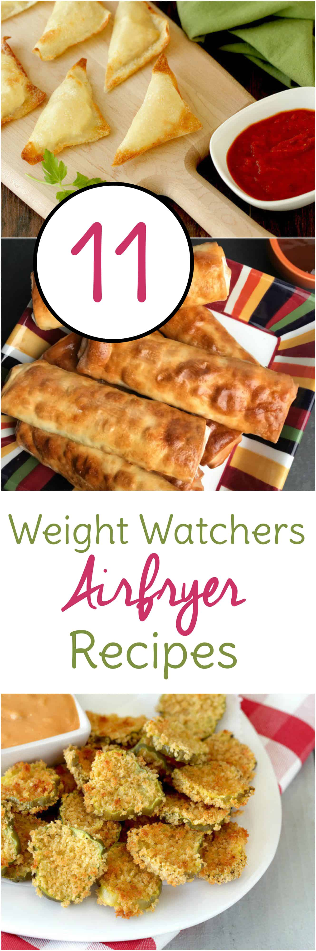 Weight Watchers Air Fryer Recipes 11 Easy Recipes To Try