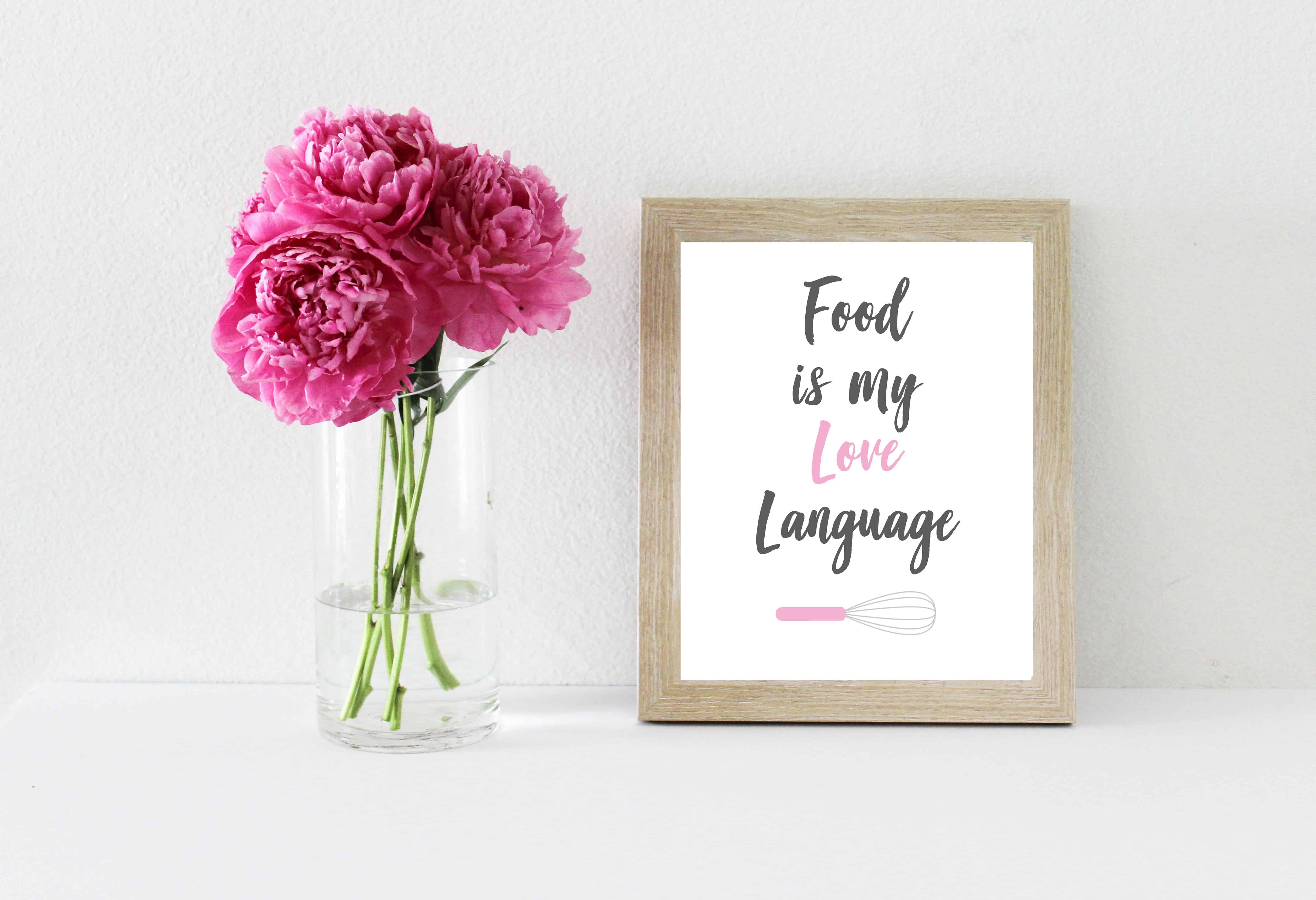 my love language